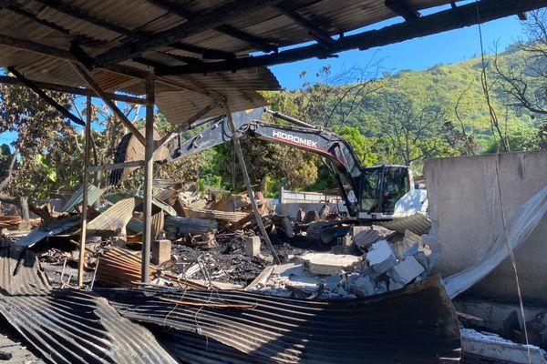 Incendie de Papara, 6 personnes à reloger