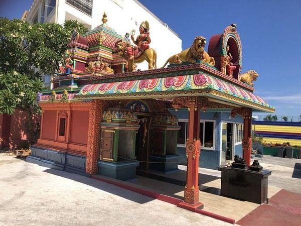 Temple Marliémen au chaudron tamoul 010119