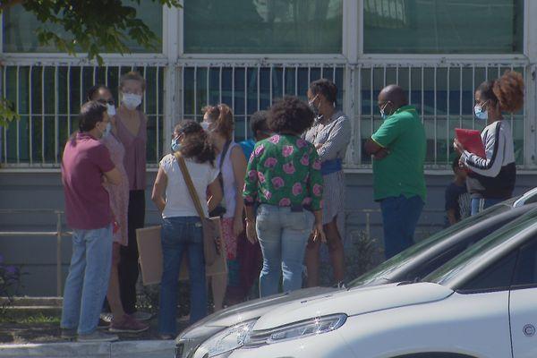 Parents d'élèves de Petit Bourg