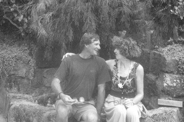 Philippe et Marie Thérèse KAUFMANT jardin eden