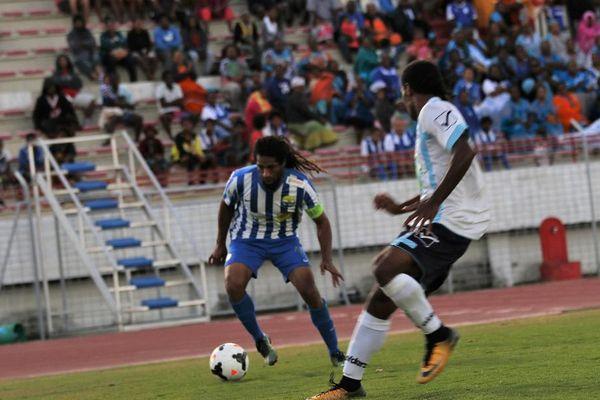 Foot : Hienghène vs Wetr