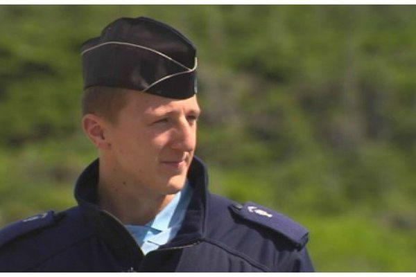 Le saint-pierrais Kevin Urdanabia, nouvelle recrue de la gendarmerie