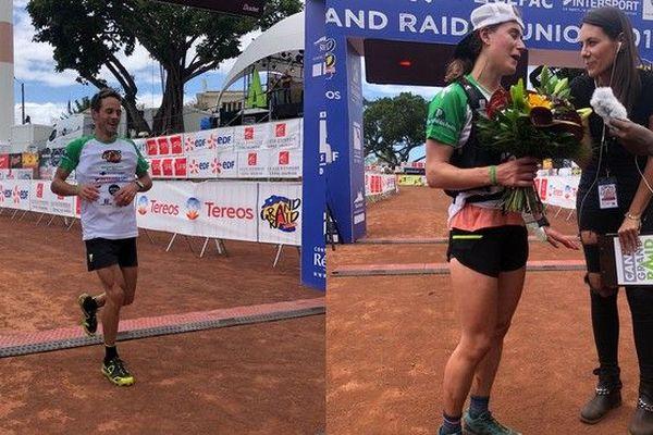 Grand Raid 2019 Alexis Sevennec et Claudine Soucie vainqueurs de la Mascareignes 181019
