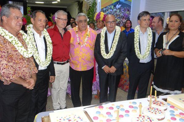 Polynésie 1ère fête les 50 ans de la télévision en Polynésie !