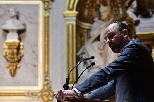 Sénat Edouard Philippe