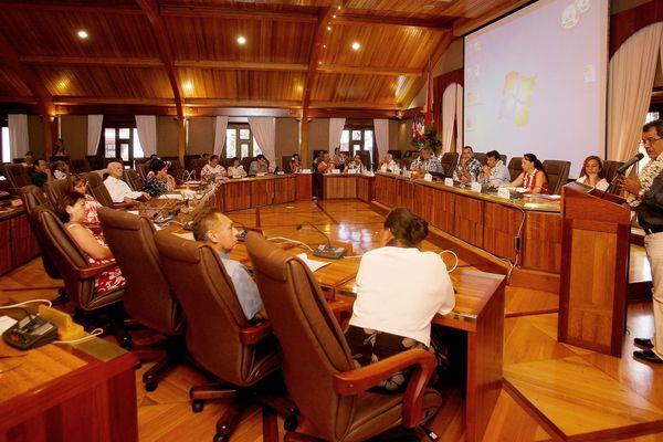 Budget présenté au CESC
