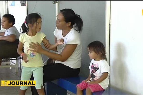 Dépistage contre la tuberculose à Mahina :
