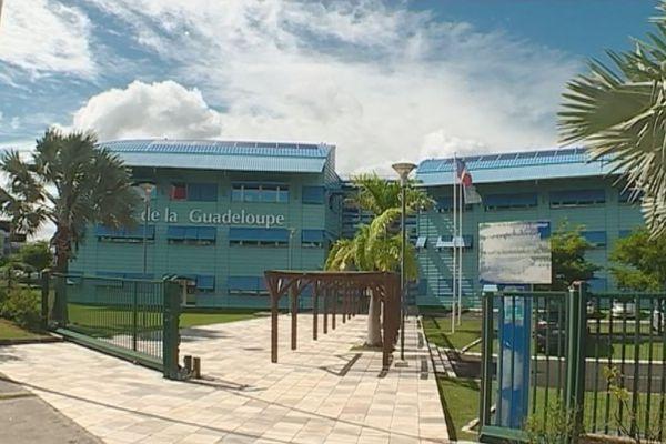 CAF de la Guadeloupe