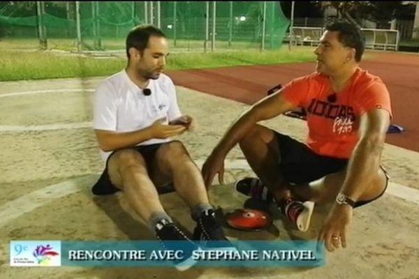 Jeux des Îles – Rencontre avec… Stéphane Nativel