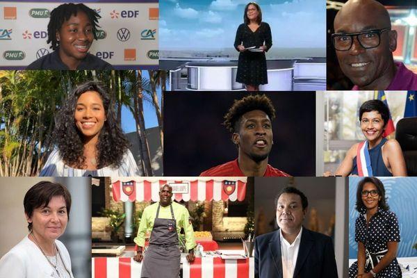 Les 10 personnalités ultramarines 2020
