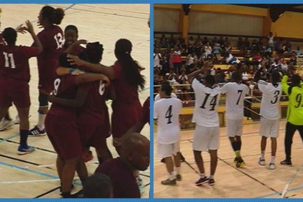 Handball fin du tournoi excellence