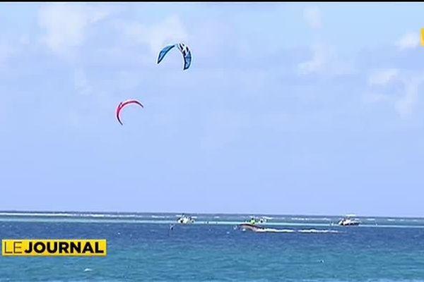 Kitesurf à l'aéroport : un spot règlementé