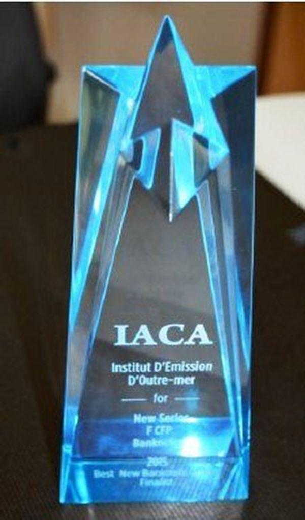 prix IACA de l'IEOM