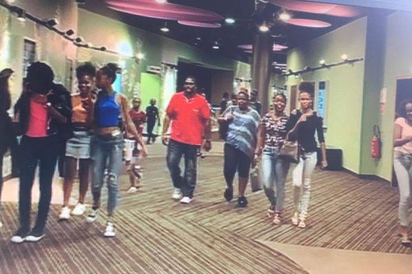 Le Cinema Renove Son Image En Guadeloupe Guadeloupe La 1ere