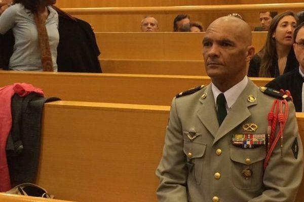 Adjudant Philippe Fontaine