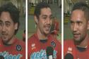 Trois volleyeurs tahitiens dans l'équipe d'Orange