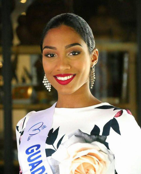 Johane Matignon, Miss Guadeloupe