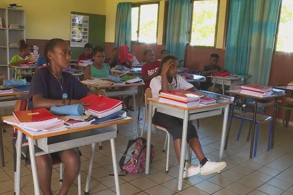 Une rentrée scolaire légèrement décalée à Lifou