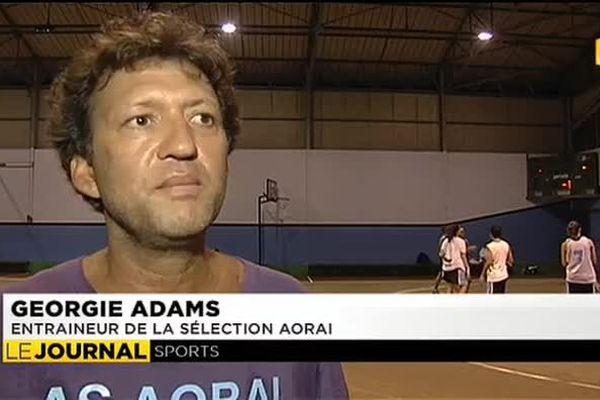 Basket : rencontre au sommet pour les féminines d'Aoraï