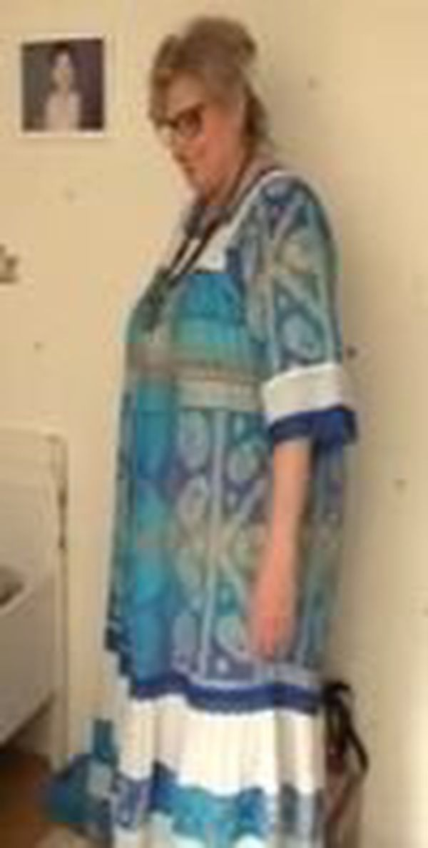 Ruth et et sa robe mission