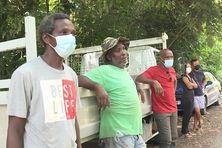 Des agriculteurs qui affichent leur impuissance fassent aux incivilités des visiteurs du dimanche