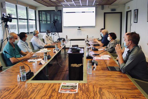 Comité scientifique territorial du 22 février