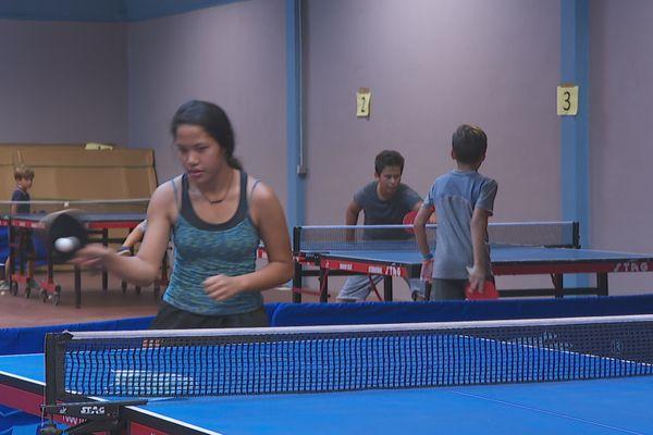 Des stages de ping pong pour détecter les graines de champion
