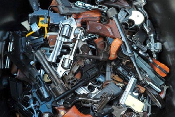 déposez armes