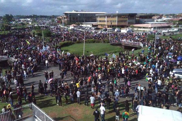 Marche Guyane