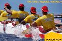 Marathon Polynésie 1ère Va'a : parcours, inscriptions, prix à gagner - 2, 3, 4 avril 2015