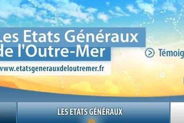 Les Etats Généraux de l'Outremer Octobre 2009