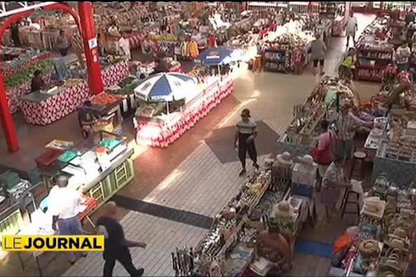 Marché de Papeete : les gardiens du temple