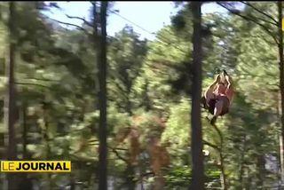 Tiki Parc de Moorea : et si on jouait à Tarzan
