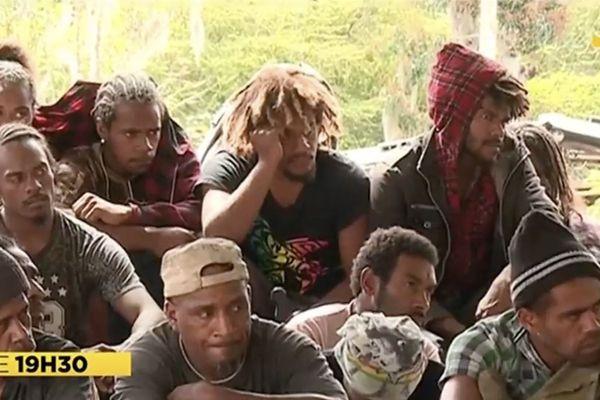 Réunions dans le dossier Kouaoua, celle du 29 août 2018 à Méa