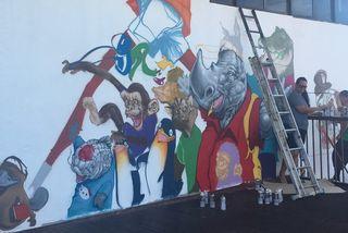 Graffeur Nilko