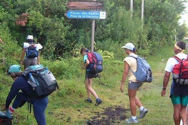 sentiers de randonnée interdits au 10/01/2014