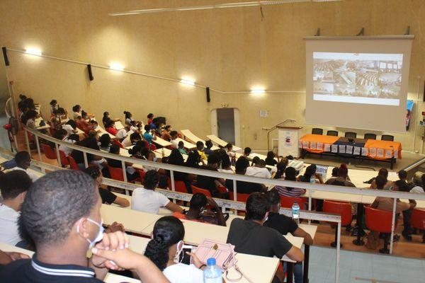 Etudiants en Martinique