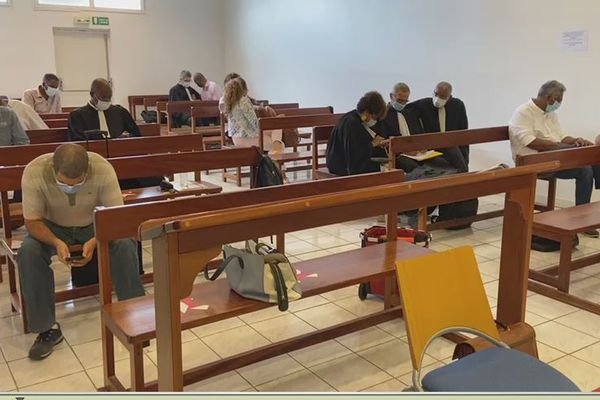 Tribunal d'instance de Basse Terre