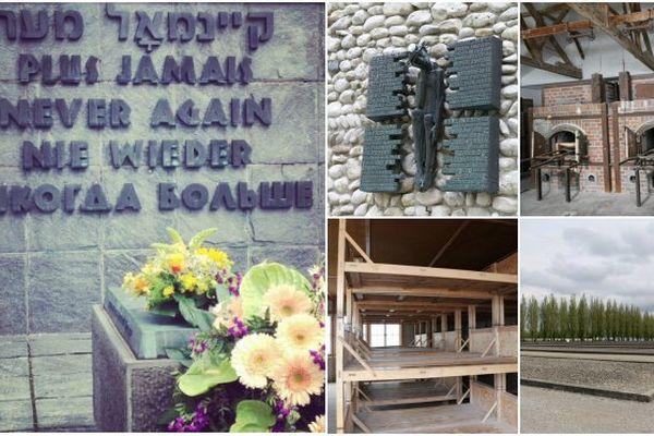 Dachau images mosaique