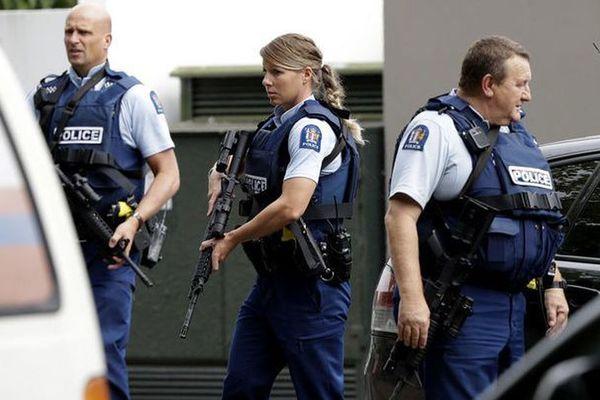 Policier tué Nouvelle-Zélande