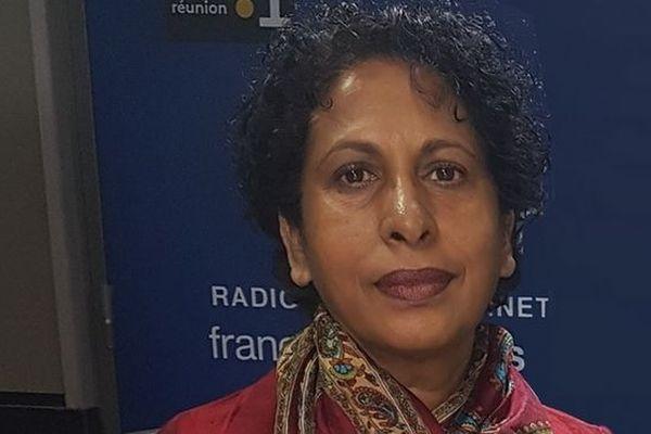 Gélita Hoarau, ancienne sénatrice de La Réunion
