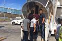 Les 18 migrants sri lankais demandent l'asile