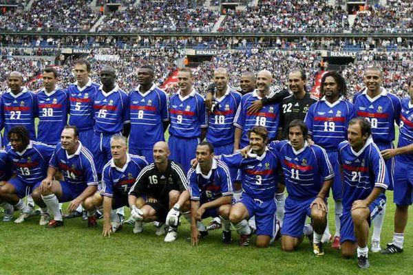 Equipe de France 98
