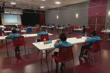 Une trentaine de participants pour cette première édition en Nouvelle-Calédonie du championnat du monde de lecture rapide