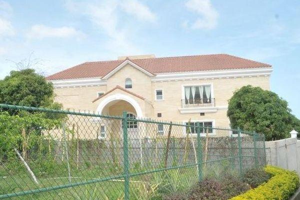 La Dominique maison du premier ministre