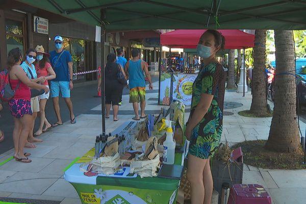 Ti'a Fenua Eco-Durable expo market