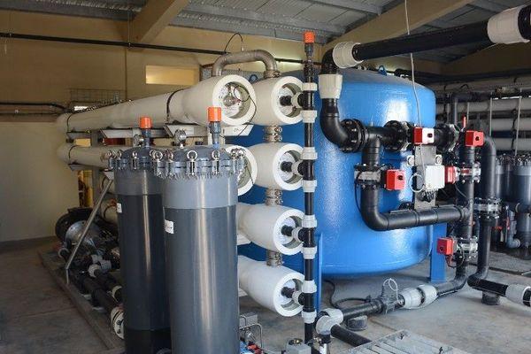Unité dessalement Rodrigues
