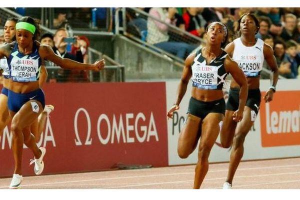 Athlètes de la Jamaïque
