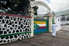 Palais présidentiel Comores