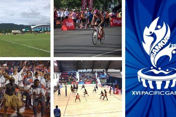 Samoa 2019, programme du 20 juillet